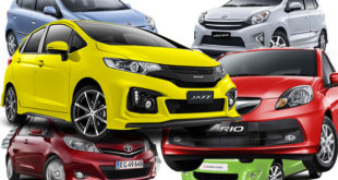 hatchback paling laris